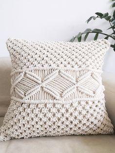 Circle Design, Blue Design, Cushion Inspiration, Boho Cushions, Wedding Pillows, Different Patterns, Home Decor Styles, Decoration, Simple Designs