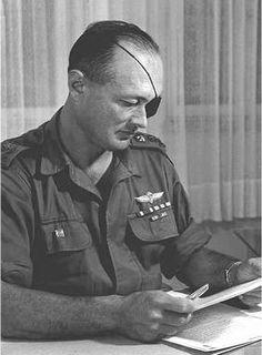 Lt. Gen. Moshe Dayan