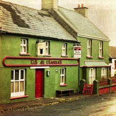Ballyferriter Dingle Peninsula Ireland  Fine Art by CarolFletcher, $17.00