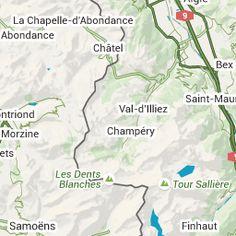 Randonnées hiver – Chamonix : ski de randonnée dans les Alpes à Chamonix-Mont-Blanc, Haute Savoie Chamonix