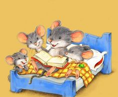 Church Mouse's photo is part of Reading art - I Love Books, Books To Read, Reading Art, Children Reading, Reading Books, Cute Mouse, Bedtime Stories, Cute Illustration, Cute Art