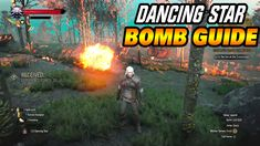 The Witcher Wild Hunt - How to find, craft and use the Dancing Star bomb Inn At The Crossroads, The Witcher 3, Wild Hunt, Dancing, Channel, Stars, Craft, Youtube, Movie Posters