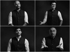 Rajit Kapur, Neil Bhoopalam, Meiyang Chang, and Sorabh Pant are not Indian women, but they have an apology (and some advice) for those of you who are.
