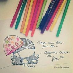 Boa noite!A vida é mais colorida com amor!