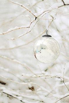 ☆ White Christmas Wonderland ☆ Christmas inspiration by ImpressiveInvitations
