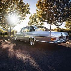 Clean Coupé ❤️ W115 Coupe