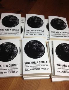You Are a Circle, cover