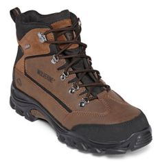0e256ff97a6d Wolverine Spencer Mens Waterproof Hiking Boots JCPenney