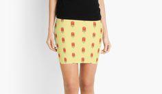 Watermelon Popsicle #redbubble #decor #buyart by designdn