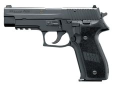 SIG SAUER P226 the work-horse-handgun of the Navy SEALs