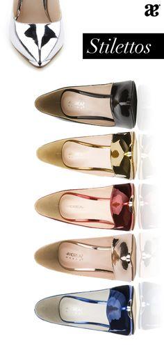 Existe el amor a primera vista #shoes #stilettos #colours