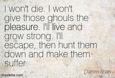 darren shan quote <3