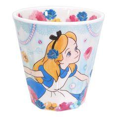 Cinemacollection   Rakuten Global Market: Wonderland Alice melamine Cup melamine Cup precious pattern Disney tees factory 270 ml tableware anime anime/manga cinema collection