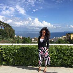 #RaffaellaFico Raffaella Fico: Goodmorning world ..... beautiful view  #me #Naples #friends #top #igmain #instafun #instaword #instaworld #amazing #iphonesia #iphoneonly #tbt #tagsforlike #TFLers #coloeful #instagramhub #tweegram #photooftheday #picooftheday #bestoftheday #nofilter #follow4follow #instago #igdaily #popolarpage #instafun