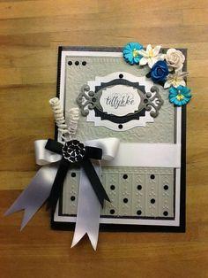 Card - scrap - congratulation - paperarts - happy birthday