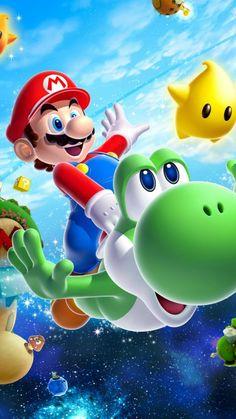 Mario bros e sonic