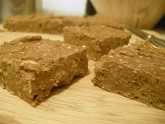 Vegetarian Recipe Low Fat Pumpkin Bean Bars (brownie'ish!) ~ yummm! Healthy and delicious! #Recipe #Healthy #Vegetarian