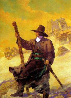 Savage Tales of Solomon Kane by Gary Gianni.