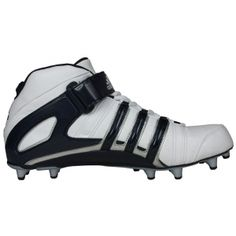 SALE - Adidas Pro Intimidate II Fly Soccer Cleats Mens White Synthetic - Was $100.00 - SAVE $65.00. BUY Now - ONLY $34.99