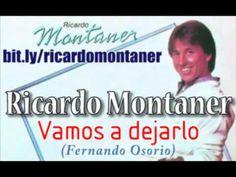 Ricardo Montaner - Vamos a dejarlo (1986)