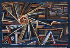 Paul Klee - Rayonnement et rotation