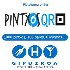 PINTXOSQR quiere acercar la cultura del pintxo a todo aquel que nos visita. 1000 #pintxos 100 #locales 6 #idiomas Más info: pincha sobre la imagen