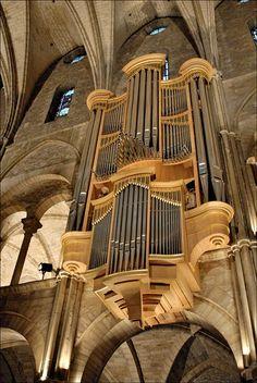 Orgue Basilique Saint-Remi - Reims