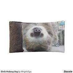 Sloth Makeup Bag