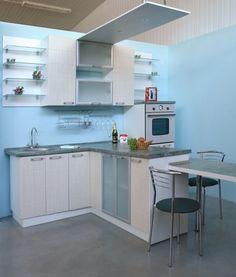 дизайн 10 метровой кухни