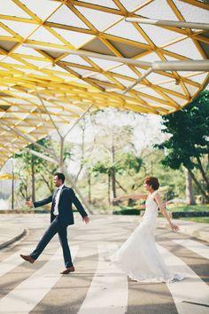 Pre-wedding in Malaysia