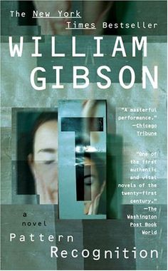 43 best books images on pinterest books graphic design books and pattern recognition by william gibson fandeluxe Choice Image