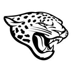 jacksonville jaguars coloring pages new logo | Jacksonville Jaguars Cut | Free Images at Clker.com ...