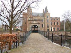 Burgh-Haamstede (Zeeland) - Castle / Schloss / Château