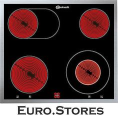 Bauknecht #ecv6640in #built in #electric hob  cooktop 4 cooking zones genuine new,  View more on the LINK: 	http://www.zeppy.io/product/gb/2/272312443239/