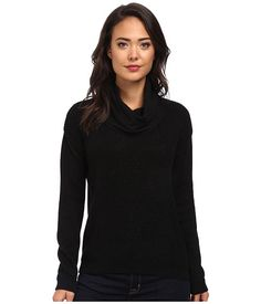 Calvin Klein Jeans Calvin Klein Jeans  Textured Lurex Cowl Neck Womens Sweater for 47.99 at Im in!