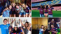 Record de visitantes y de facturación para el Camp Nou Experience