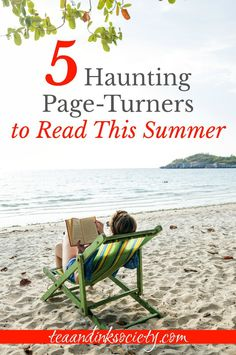 Need a riveting good book to bring on your summer vacation? Pack one of these smart thrillers and enjoy every page-turning twist while you soak up the summer heat. #SummerReading #BeachReads #BookLists