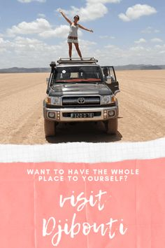 Visit Djibouti - one the least visited countries in the world - Kosovo Girl Travels