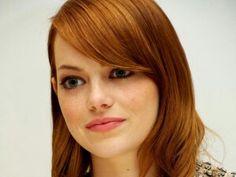 Emma stome redhead i want it
