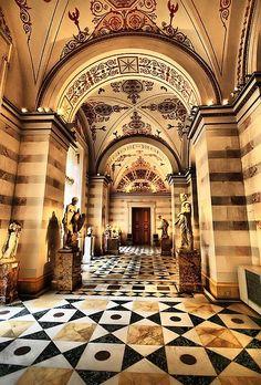Hermitage Museum - St. Petersburg, Russia