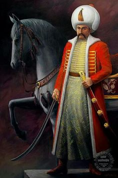 Sultan Selim 1st - The first Ottoman Halife