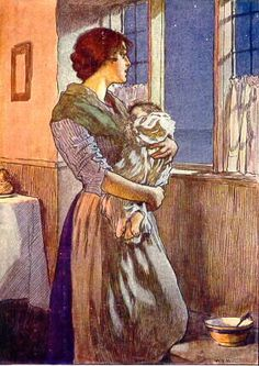 Image Detail for - William Henry Margetson RI ROI (1861-1940)