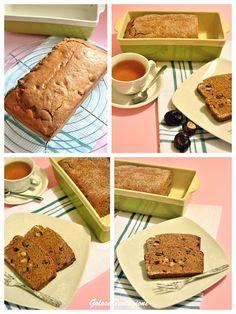 GOLOSA TENTAZIONE...: Cake con farina di castagne
