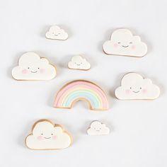 """1,142 mentions J'aime, 30 commentaires - EEF LILLEMOR® (@eeflillemor) sur Instagram : """"Happy Sunday!!! #cookies #cookielove #clouds #birthday #eeflillemor #mysweetdear #babygirl…"""""""