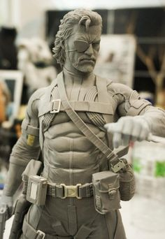 [TEASER] Metal Gear Solid V: Ground Zeroes - Naked Snake - Gecco Acesse http://dowant.com.br/