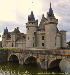 Château de Sully-sur-Loire, Sully-sur-Loire, Loiret,...