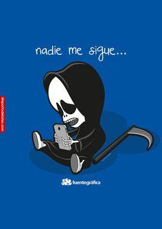 :-( Nadie me sigue