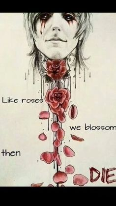 "Bring Me The Horizon ""It was written in blood"" , that's my favorite song <3"