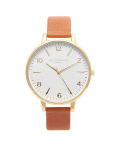 Olivia Burton Modern Vintage White Dial Mint and Rose Gold Women s Watch e4df76292d1