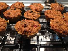 Have you got plans for dinner yet?  Try these Savoury Quinoa Muffins